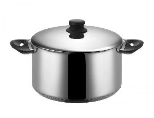 Shallow Stockpot With Bakelite Handle & Knob